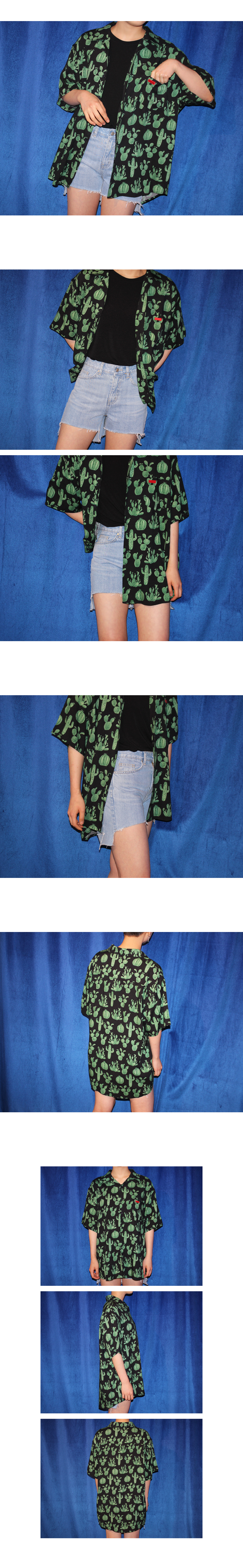남녀공용 선인장 프린팅 셔츠 (2colors)52,000원-써리미패션의류, 스트릿패션, 스트릿패션, 셔츠바보사랑남녀공용 선인장 프린팅 셔츠 (2colors)52,000원-써리미패션의류, 스트릿패션, 스트릿패션, 셔츠바보사랑